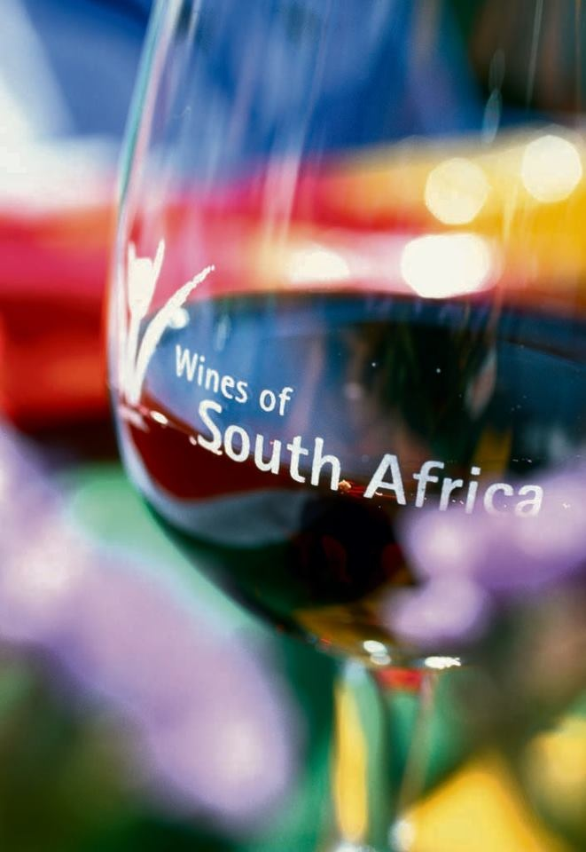 Wines of South Africa are wonderful!