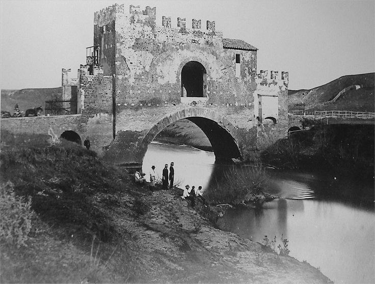 Roma, Ponte Nomentano 1870