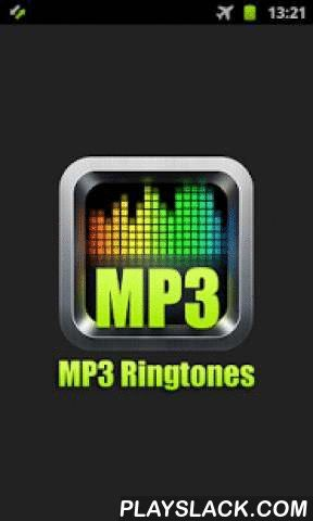 Mp3 Ringtones Free  Android App - playslack.com , Would you like to have a high quality free mp3 ringtone on your android phone? In mp3 Ringtones Free app we have compiled the best ringtones for android, high fidelity sound on compressed light mp3 files!If you are tired of the old standard ringtones that everybody has on their android phone we have the perfect solution! This mp3 app provides the best ringtones free download; you will only find high quality mp3 ringtones for android.In this…