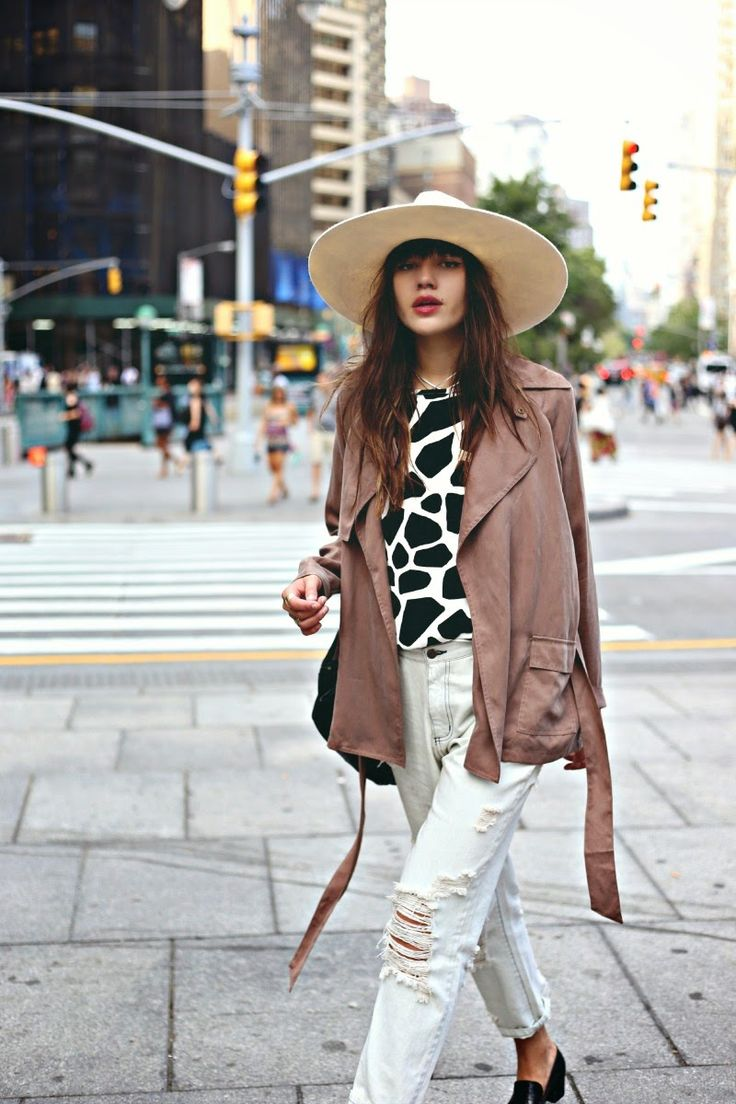 74 best wide -brimmed hat images on pinterest | casual looks