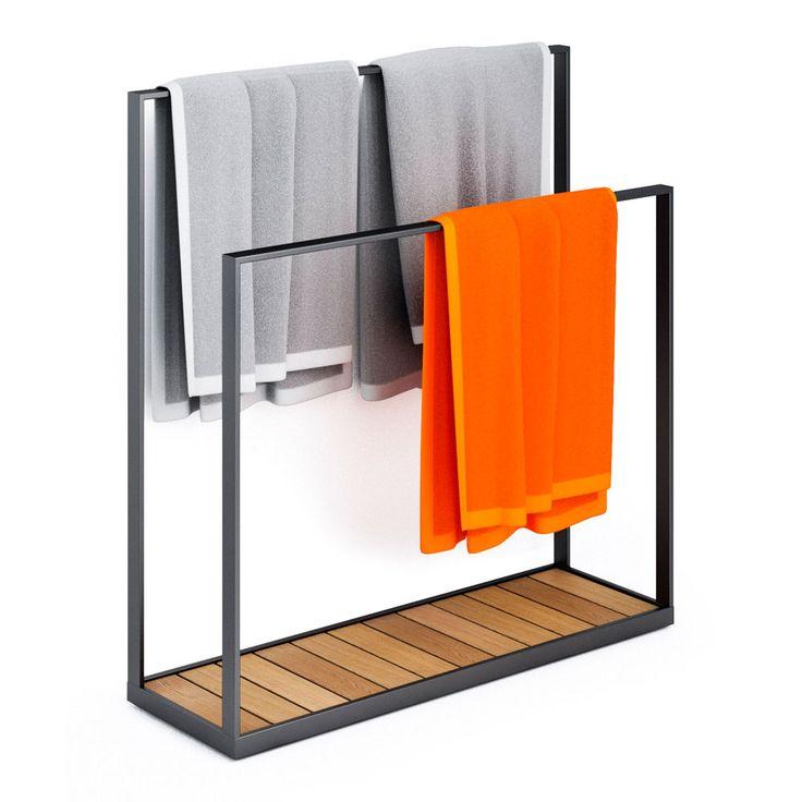 Garden Towel Hanger Handdukshängare | Röshults | Länna Möbler | Handla online