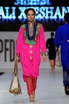 Ali Xeeshan Spring/Summer 2012 Lahore - Ready-To-Wear