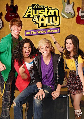 Amazon.com: Austin & Ally: All the Write Moves!: Ross Lynch, Laura Marano, Raini Rodriguez, Calum Worthy: Movies & TV