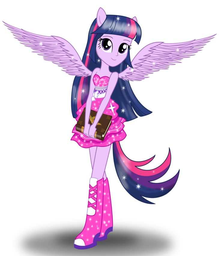 Sci-Twi Edit 💜 in 2020 | My little pony pictures, Twilight