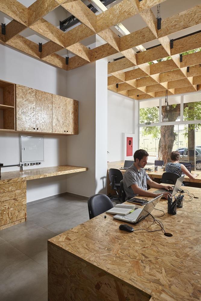 Galeria de escrit rio au arquitetos au arquitetos 10 for Design 4 office lausanne