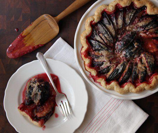 Recipe: End of Summer Prune Plum Pie | The Kitchn