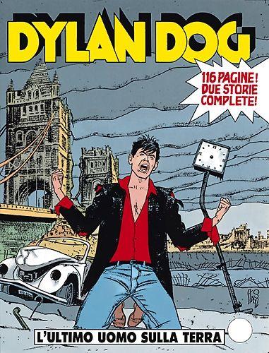 L'ultimo uomo sulla Terra - Dylan Dog - Sergio Bonelli