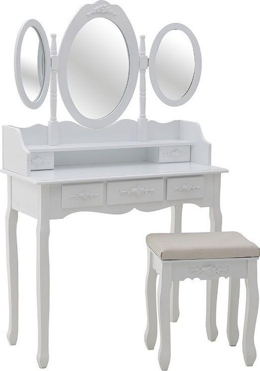 Μπουντουάρ 3-50-660-0003 με Καθρέπτη 90x40x147cm