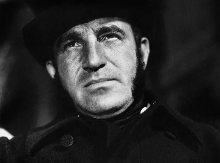 Charles Vanel. JAVERT Les Misérables 1933