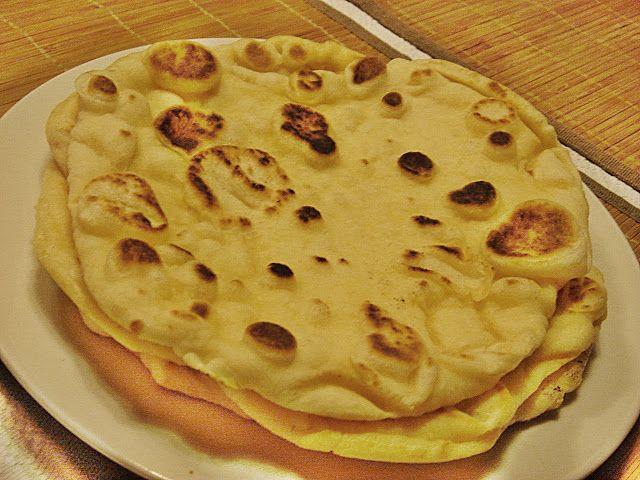 Nem vagyok mesterszakács: NAAN kenyér – indiai lepénykenyér házilag
