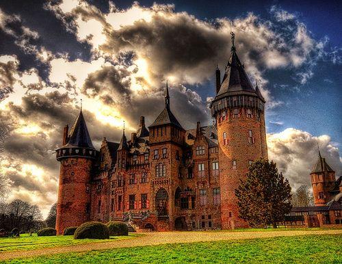 Haar castle, Netherlands: Castles De, De Haar, Beautiful Castles, Haar Castles, Beautiful Places, Kasteel Haarzuilen, The Netherlands, Kasteel De, Netherlands Travel