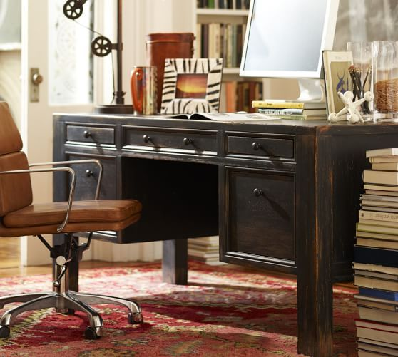 98 best images about pb office on pinterest printers for Pottery barn printer s desk reviews
