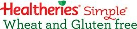 Look for this logo of Healtheries Wheat and Gluten Free range
