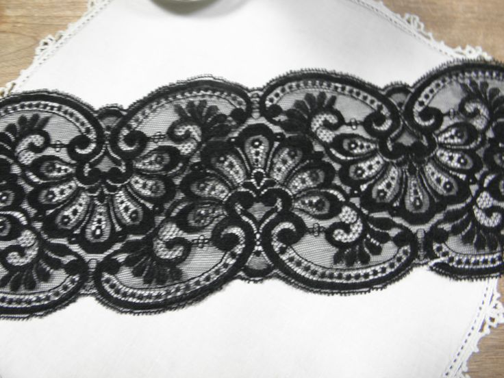 black lace pattern - Google Search