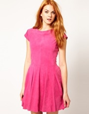 Urban Code Suede Skater Dress Get 7% cash back at http://www.studentrate.com/all/get-all-student-deals/ASOS-Student-Discount--/0