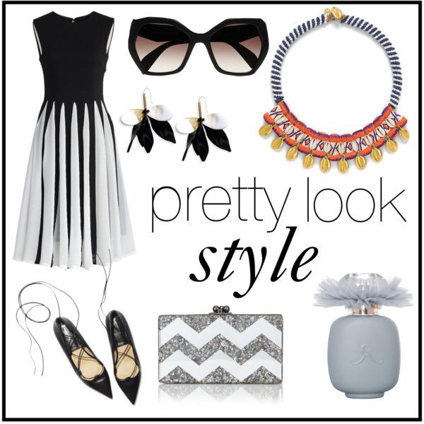 pretty look style