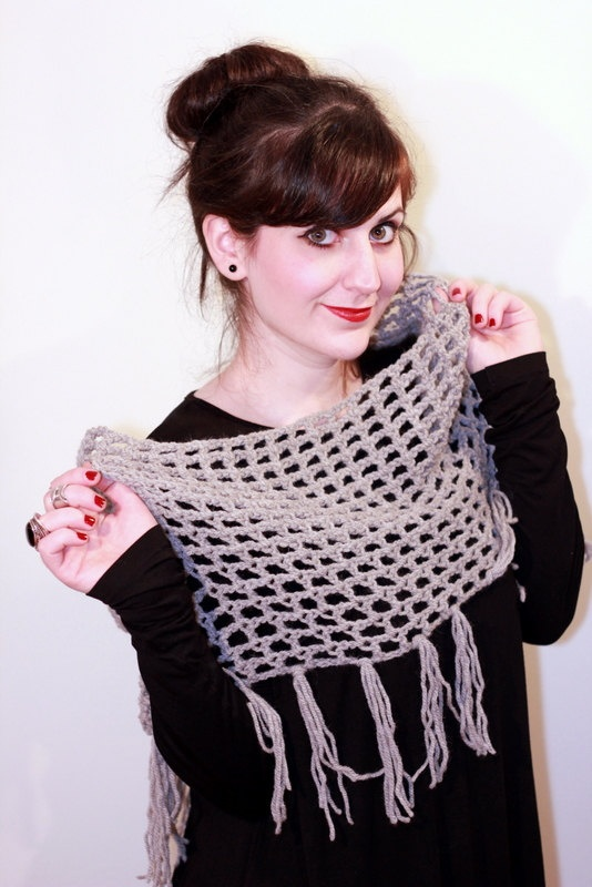 The one with the grey holy cowl by winkitywink on Etsy, €25.00
