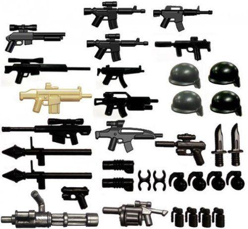 "BrickArms 2.5"" Scale Modern Assault Pack BrickArms Weapon Packs,http://www.amazon.com/dp/B0060AUX2E/ref=cm_sw_r_pi_dp_tSJftb1MT50JEV68"