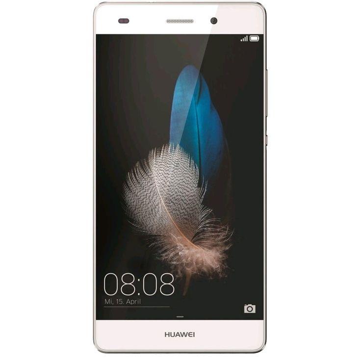 Huawei P8 Lite Mobiltelefon, Kártyafüggetlen, Dual SIM, 16 GB, LTE, Arany