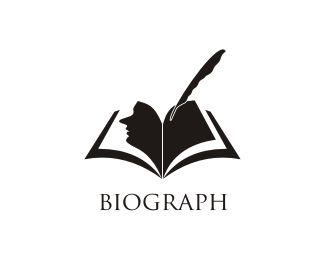 Logos criativos com livros