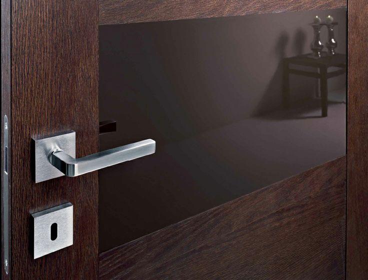 FBP porte | Collezione LAURA  Dettaglio serratura magnetica #fbp #porte #legno #door #wood