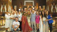Portal de Notícias Proclamai o Evangelho Brasil: Novela Os Dez Mandamentos alavanca audiência da Re...