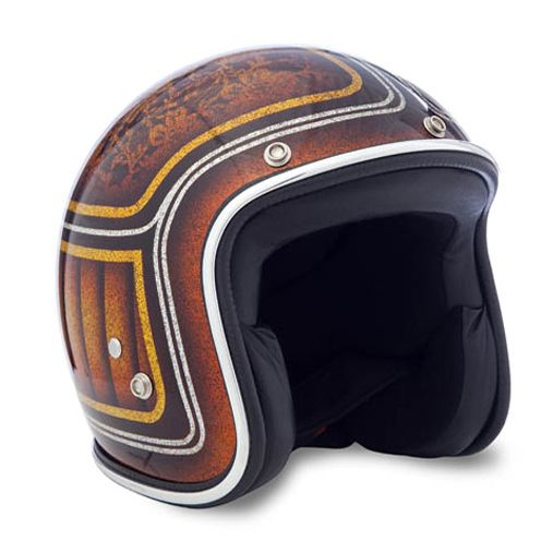 """""""Copper Flowers"""" von 70s Helmets"""