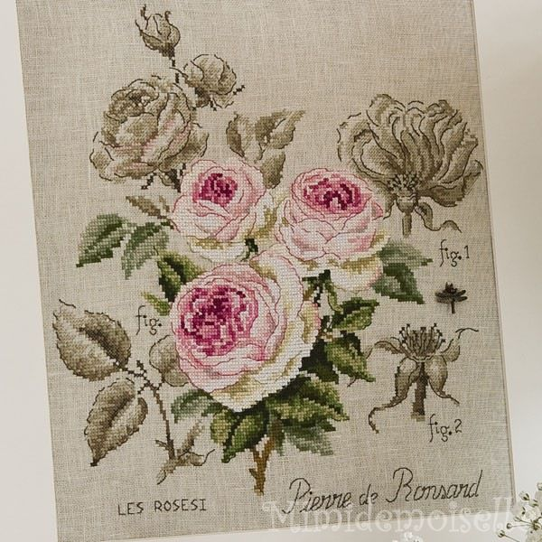 Gallery.ru / Ботанические этюды Veronique Enginger - Мечты-мечты-мечты - mimidemoiselle