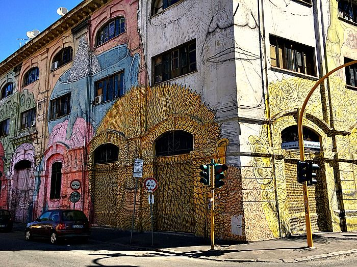 Tutti a caccia di street art a Roma!