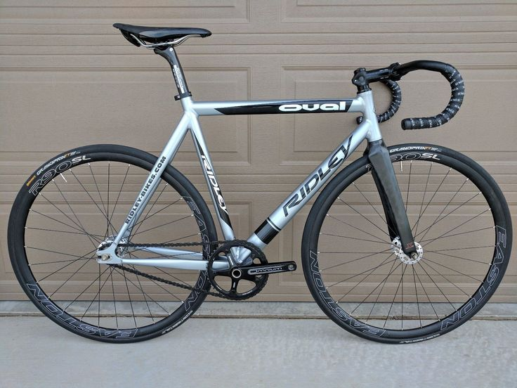 ON SALE: Ridley Oval Track Bicycle - Fixie 54cm Top Tube