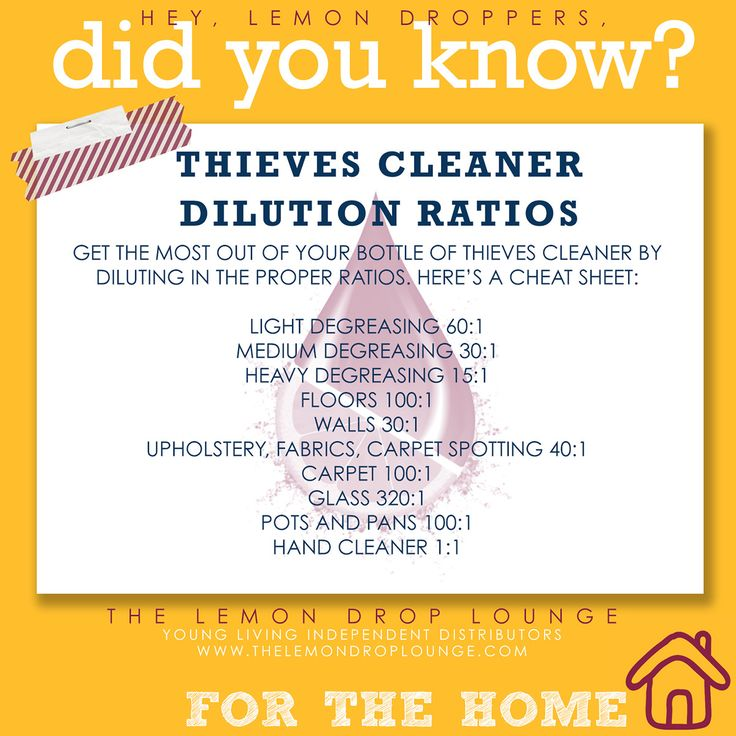 Love Thieves Cleaner? Check this out! ORDER HERE: www.NextGenCounseling.com/Young-Living-Oils-for-Wholesale-Prices