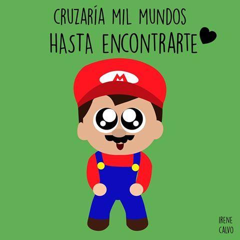 Mario Bros- Irene Calvo