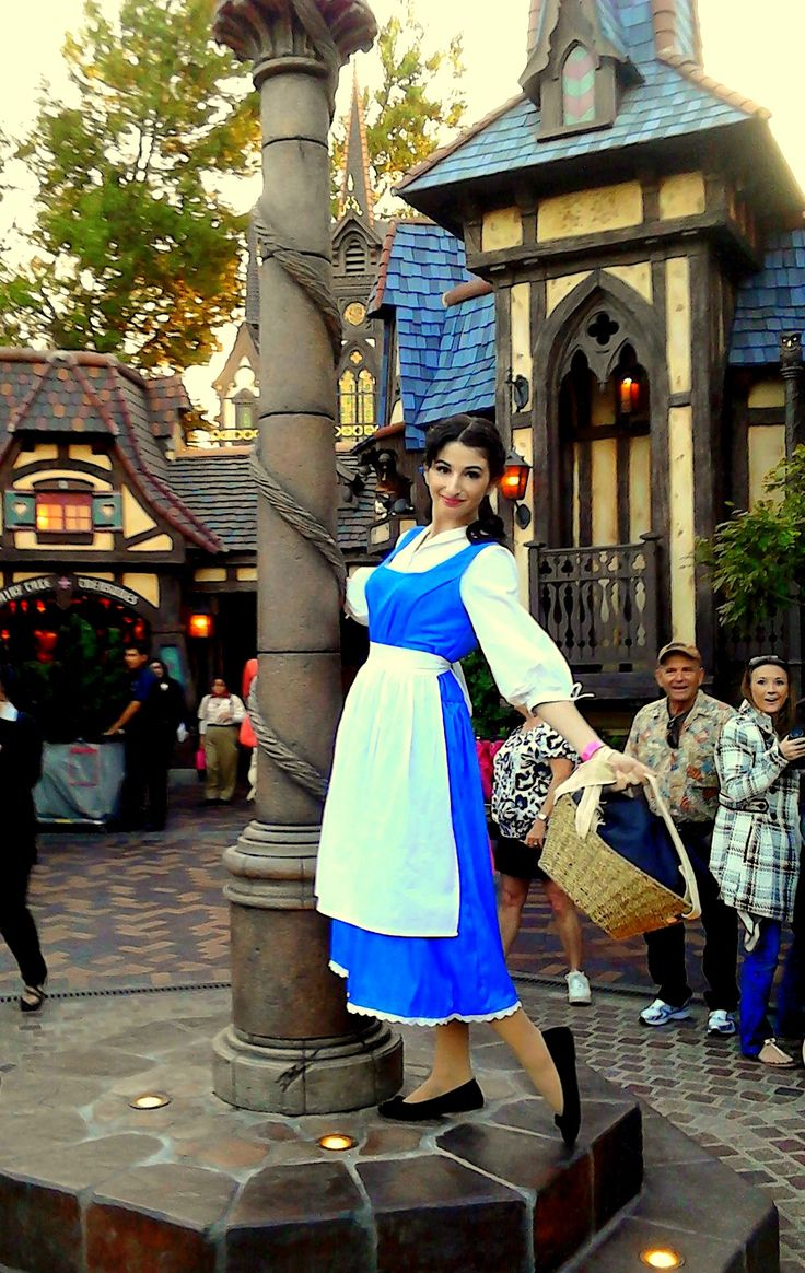 Belle Disney Cosplay Just Cos Pinterest Disney