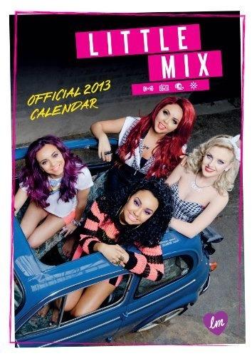 Little Mix Merchandise