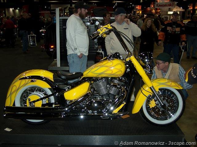 Custom Paint Jobs For Motorcycles In Houston