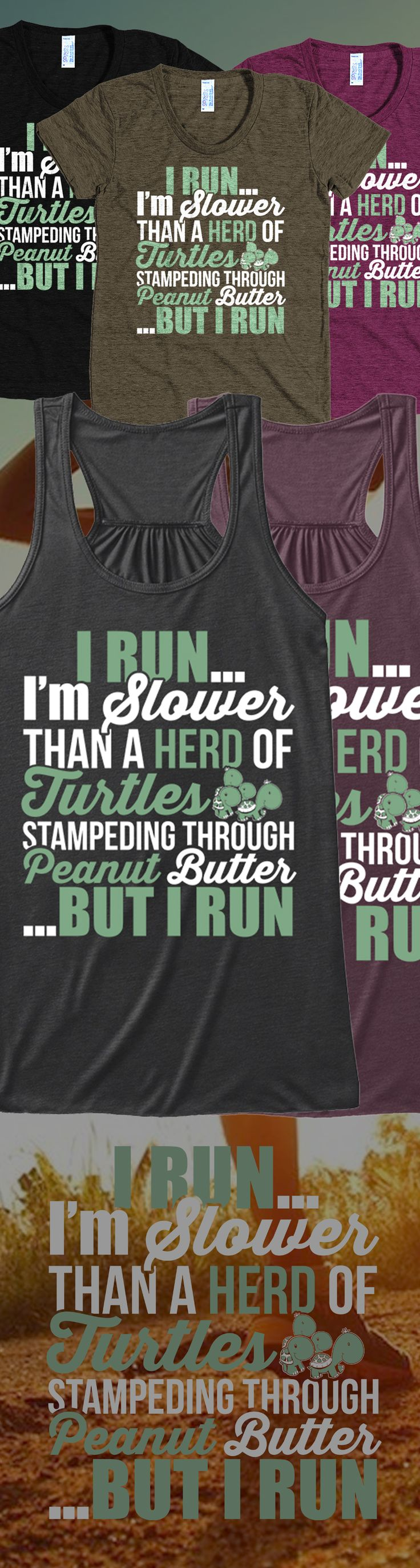 Love running?! Check out this awesome running t-shirt you will not find anywhere else. Not sold in stores and only 2 days left for free shipping! Grab yours or gift it to a friend, you will both love it