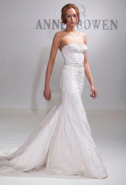Anne Bowen wedding dresses Fall 2015 | blog.theknot.com
