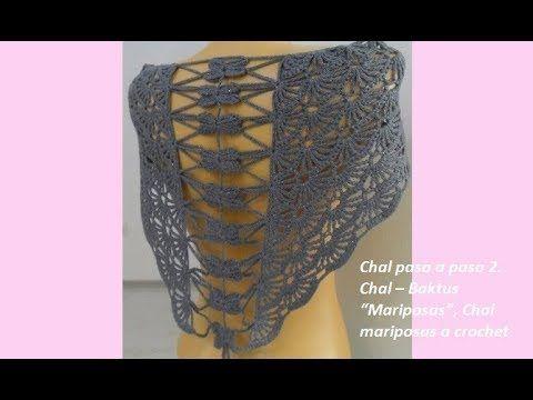 Blusa tejida en crochet / Blusa tejida para dama en ganchillo parte 3 - YouTube