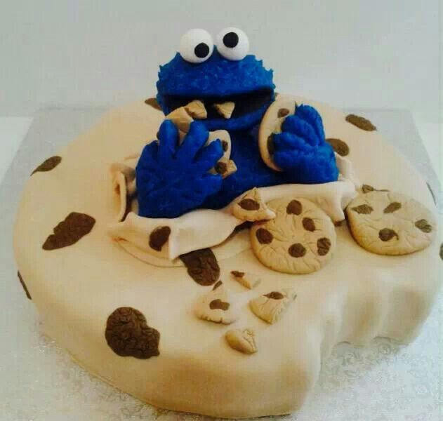 Cookie monster has done it again!