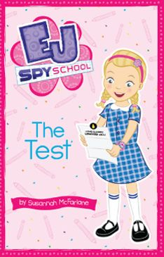 EJ Spy School - Books