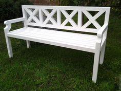 """Купить Скамейка """"прованс"""" - белая скамейка, скамейка в стиле прованс, деревянная мебель, садовая мебель"""