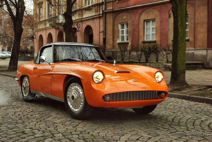 Syrena Sport   ^ https://de.pinterest.com/bhu999k/eastern-europe-classic-cars/
