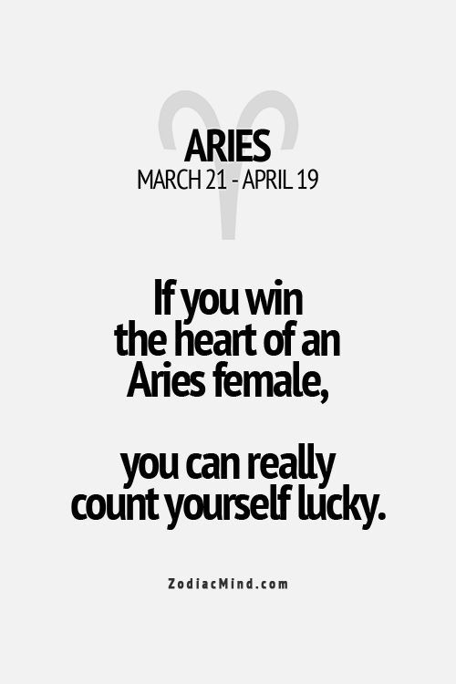 Didn't know that... (I'm an Aries)