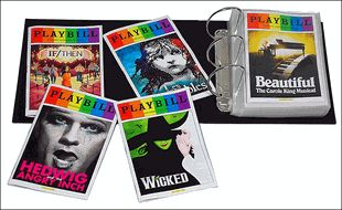 Consider this my #1 wishlist item. If anybody's in the market for kidneys, I'll sell mine for this. Complete Set of all 36 June 2014 Rainbow Pride Playbills PLUS Two Ultimate Playbill Binders