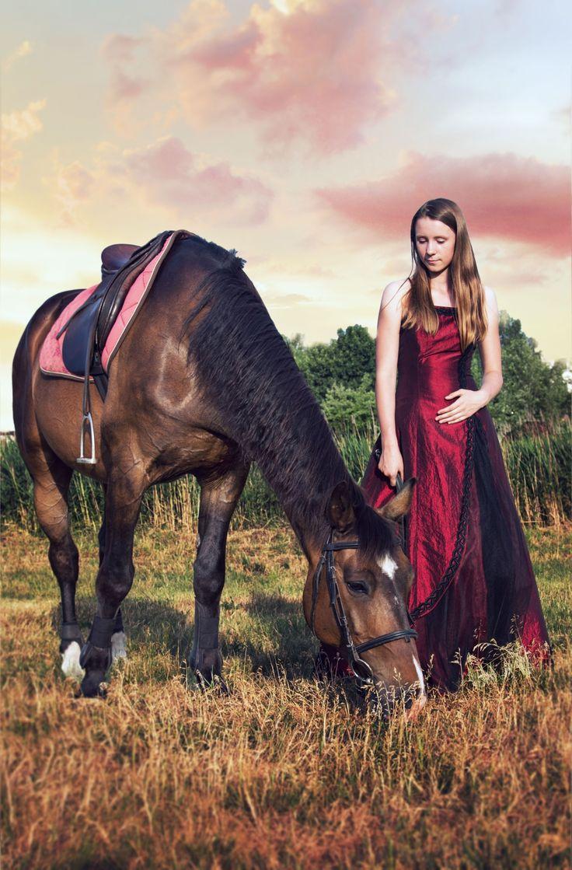 Sesje na końskim grzbiecie - Alicja Urbaniak - Fotografia
