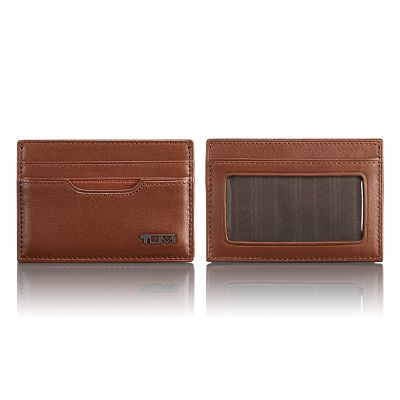 TUMI  SLIM CARD CASE ID  €56