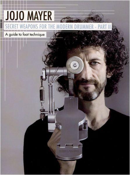 Hudson Music Jojo Mayer Secret Weapons 2, Secret Weapons for the Modern Drummer von Jojo Mayer