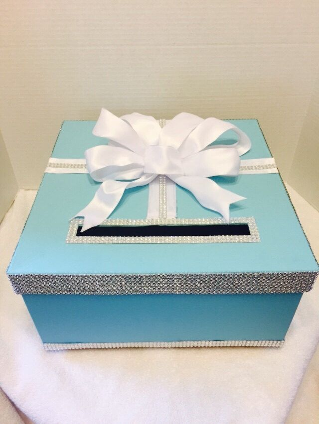 Container For Wedding Gift Envelopes : ... birthday events wedding card boxes wedding cards wedding stuff wedding