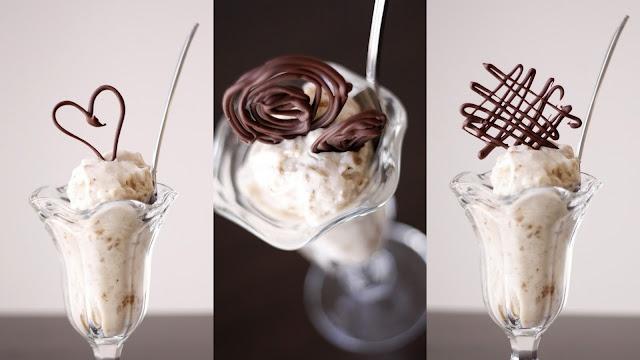 Fancy Ice Cream20 Food, Ice Cream Cake, Bday Ideas, Food Ideas, Chocolates Decs, Cake Decor, Chocolates Drizzle, Chocolates Garnish, Delias Create