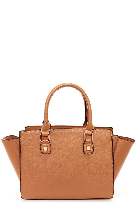 High Wire Act Tan Purse at LuLus.com!
